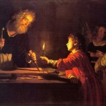 Celebrating the Feast of Saint Joseph With A Story