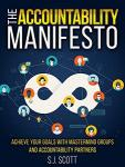 Book Review --  The Accountability Manifesto by S.J. Scott